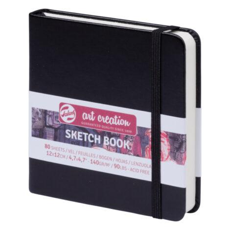 Skizzenbuch 12 x 12 cm