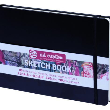 Skizzenbuch 14,8 x 21 cm