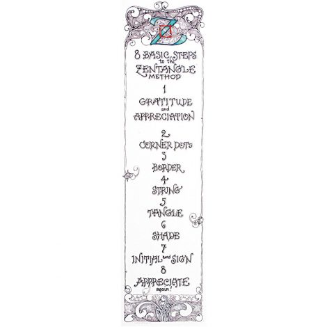 8-Steps Bookmark – 12
