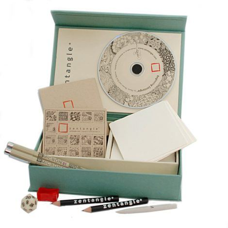 Zentangle Original Kit mit DVD