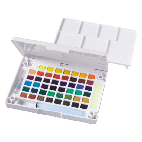 Koi Water Colors Sketch Box