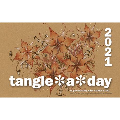Tangle*A*Day Calendar 2021