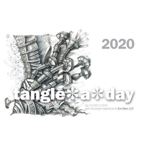 Tangle*A*Day Calendar 2020