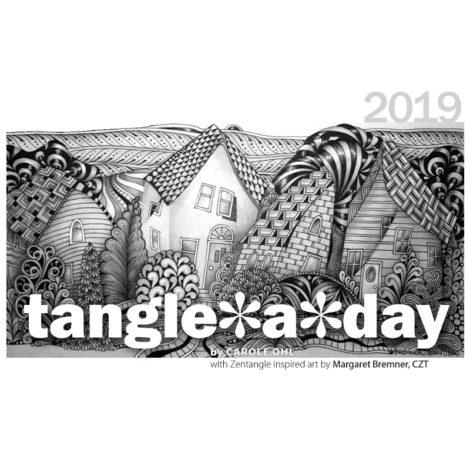 Tangle*A*Day Calendar 2019
