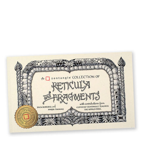 Reticula and Fragments Book (english)