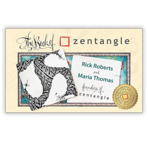 Book of Zentangle – Englisch