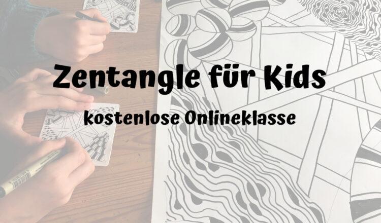 Zentangle für Kids – Online #10