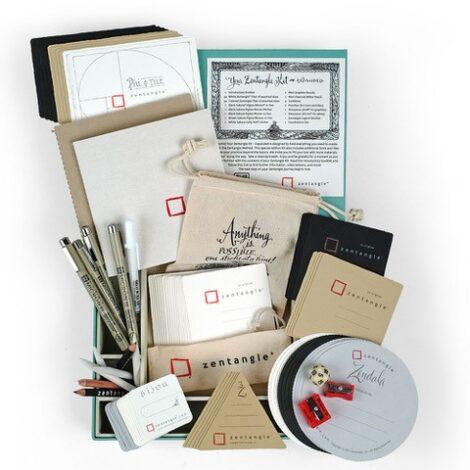 Zentangle Kit Expanded