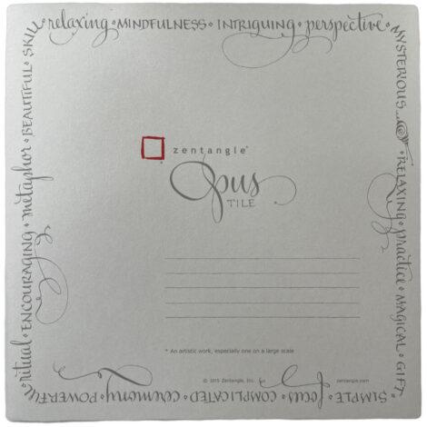 Opus Kacheln Grau – 5 – Limited Edition