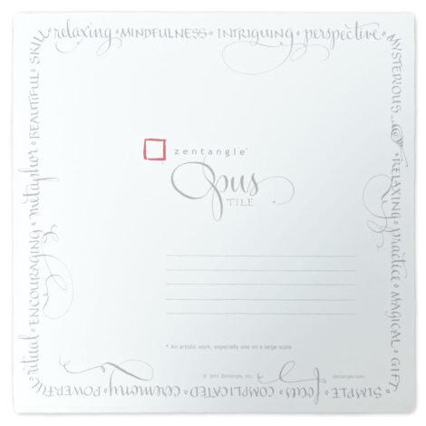 Opus Kacheln Weiß – 5